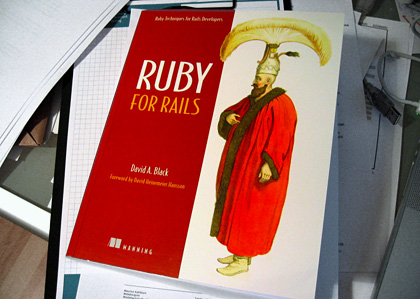 """Ruby For Rails Cover"""